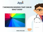 7 Monsoon Miseries That Can Be Dealt Easily - Jiyyo