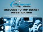 Best Famous Detective Agency in Mumbai || Top Secret Investigation