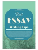 Best Essay Writing Tips And Tricks