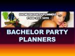 Enjoy Bachelor Party Costa Rica the Best Way