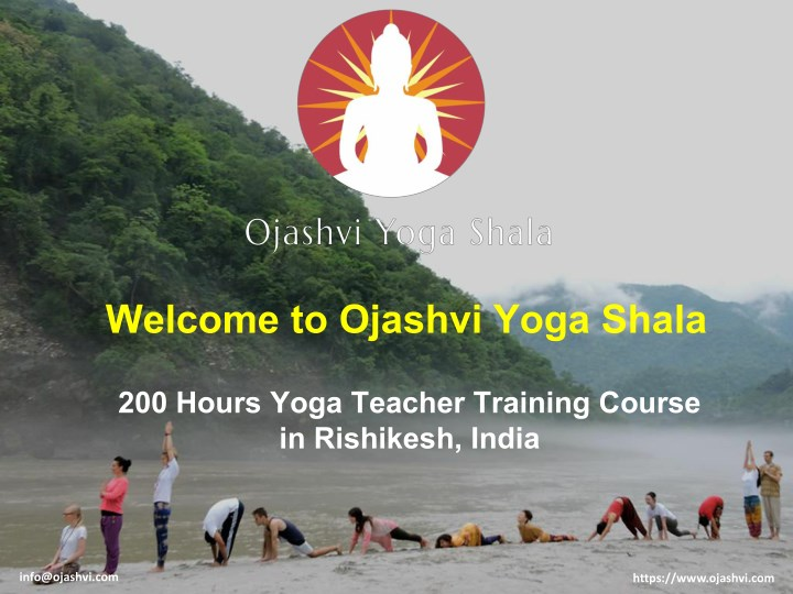 welcome to ojashvi yoga shala n.