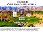 World Junior Golf Championships