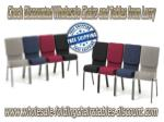 Check Discounted Wholesale Chairs and Tables from Larry