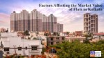 Factors Affecting the Market Value of Flats in Kolkata
