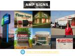 Electrical Sign Project Management