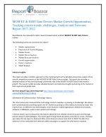 Mosfet & igbt gate drivers Market: Potential and Niche Segments, Geographical regions and Trends 2022
