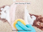 Spot Cleaning Of Walls - Local Move Out Cleaning