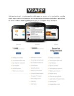 CONVERT YOUR WEBSITE INTO APPLICATION AT JUST INR 5999