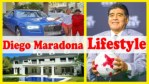 Diego Maradona Lifestyle 2017 ★ Net Worth ★ Biography ★ Cars ★ House ★ Income ★ wife ★ Family
