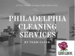 Philadelphia cleaning services