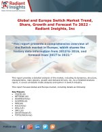Switch Market Trend, Share, Growth and Forecast To 2022