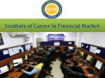 Stock market institute in Delhi