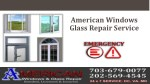 Advices for Repair and Replacement of Full-Frame Door | American Window Glass Repair