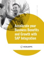 Accelerate your Business Benefits and Growth with SAP integration