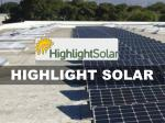 Uses and Applications of Solar Panels
