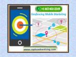 What is Geofencing and How It Has Effect The Mobile Marketing?