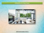 10 Benefits of A Clean House - GSR Cleaning Service
