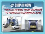 Get Fast, Honest Quotes to Ship a car: