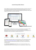 Assisted Living Facility Software