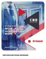 EC-Council Certified Network Defender Brochure | Cyber Security Certification