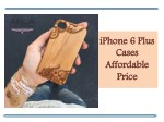 iPhone 6 Plus Cases Affordable Price - Arla Laser Works