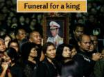 Thailand's funeral procession for King Bhumibol Adulyadej