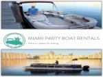 Boat for Rent in Miami