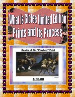 What is Giclee Limited Edition Prints and Its Process