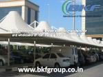 Car Parking Shades - Car Parking Tensile Structure