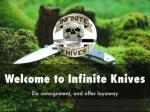 Information Presentation Of Infinite Knives