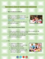 Pros & Cons of Montessori Education