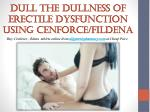 Cenforce/Fildena Tablets- Best Medication of Erectile Dysfunction