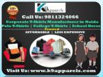 Just Talk 9811324066 Outstanding Corporate T-Shirts Manufacturer in Noida | Manufacturer