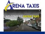 Book a delightful ride with the best St. Albans Taxi service