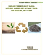 Biomass Pellets Market Global Scenario, Market Size, Outlook, Trend and Forecast, 2015 – 2024