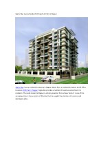 Signia Skys Luxury Residental Property & Flats in Nagpur