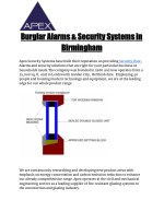 Security Doors |Security Systems | Security Alarms | London