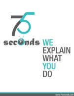 Do you know about explainer video company - 75seconds - explainer video company
