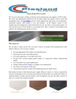 Choose the Best PVC Leather