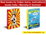 Find teen books author in Chandigarh, India-Monisha K Gumber
