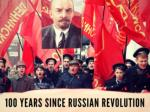 Russian Revolution 100-year anniversary
