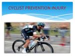 Cyclist Stretches & Injuries and rehabilitation