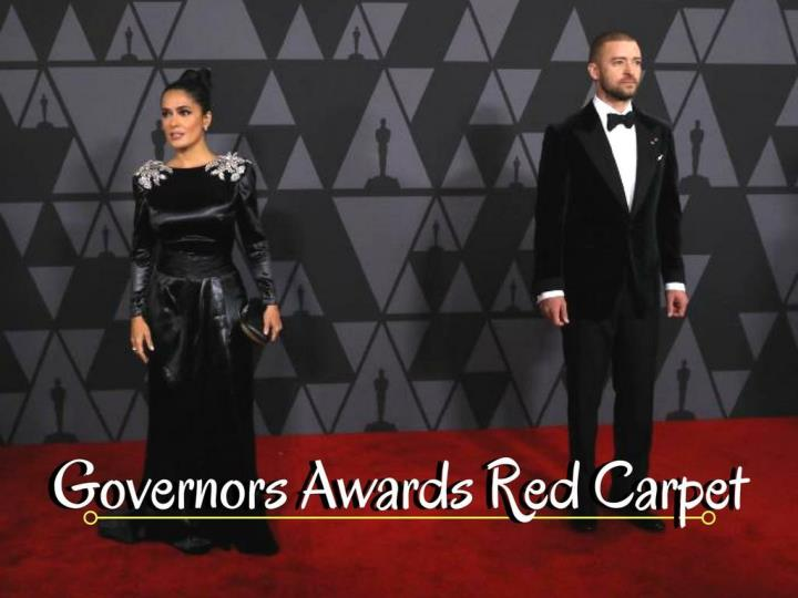 governors awards red carpet n.