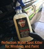 Perfection Water Spot Killer for Windows and Paint
