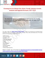 Global Cleaning Services Market Size, Status and Forecast 2022
