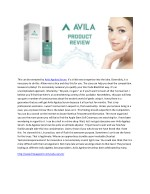Facts About Avila Ageless Serum That Will Blow Your Mind