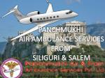 Get Best and ICU Facility Air Ambulance Services in Siliguri and Salem