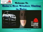 Commercial Window Tinting |Boise Window Tinting