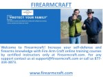 FireArmCraft  Get A Concealed Weapon Permit from FireArmCraft.com