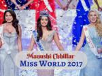 Manushi Chhillar Crowned Miss World 2017
